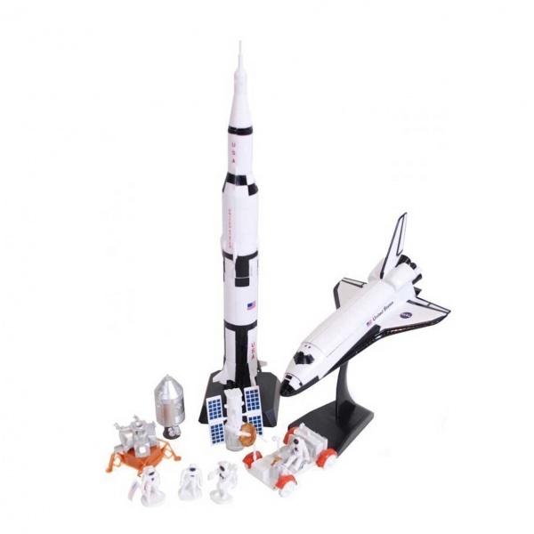 Uzay Roket Seti Ss 20425 Toyzz Shop
