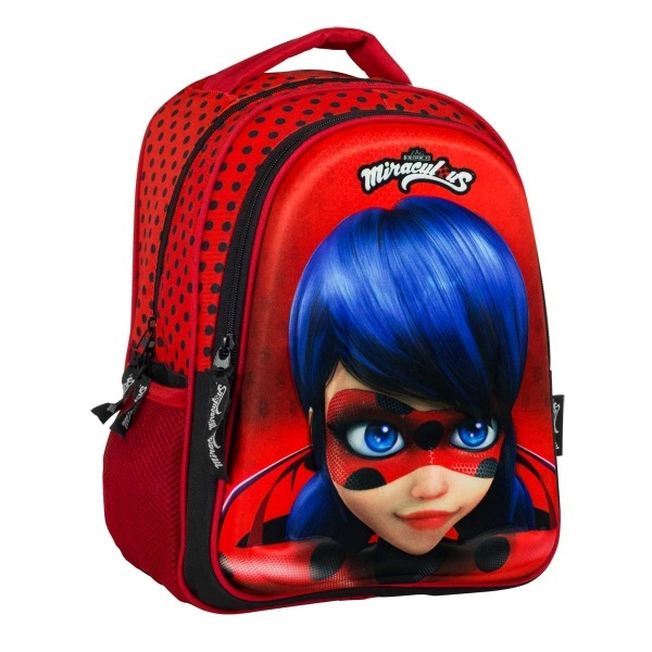 Miraculous Ladybug Okul Çantası 2037