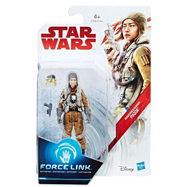 Star Wars E8 Force Link Seri 1 Figür 10 cm. C1531