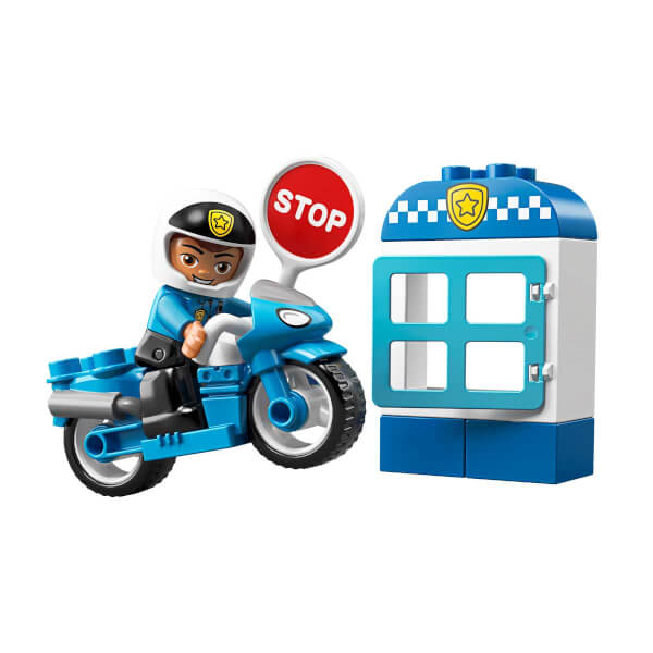LEGO DUPLO Town  Polis Motosikleti 10900