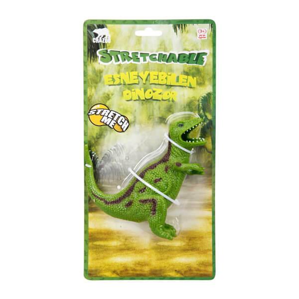 Dinozor Dikenli Yeşil Toyzz Shop
