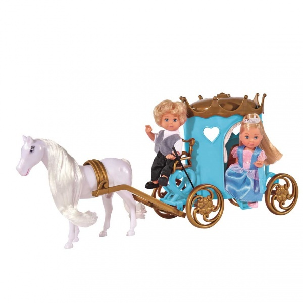Evi Timmy'nin At Arabası