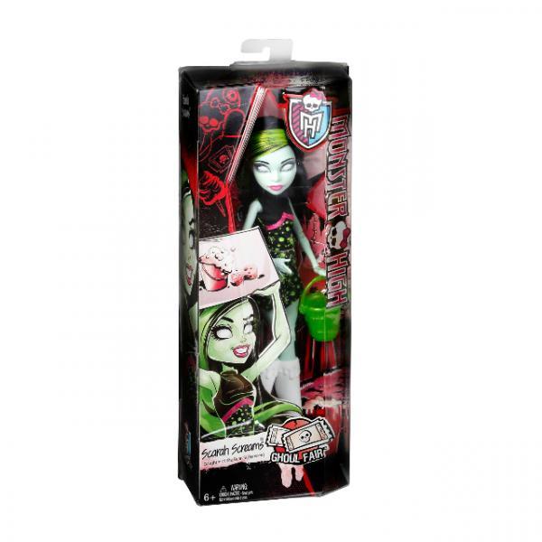 Monster High Acayipler Festivalde