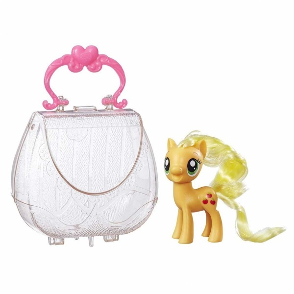 My Little Pony Çantalı Figür