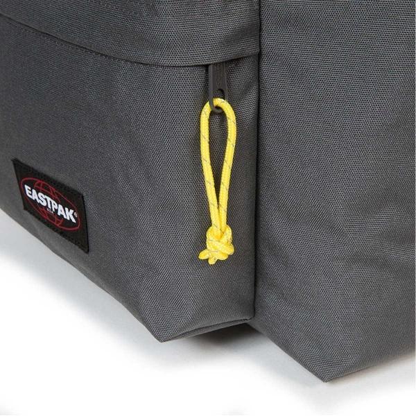 fc94d400b8ea7 Eastpak Padded Pak'r Grey-Yellow Sırt Çantası EK62053U | Toyzz Shop