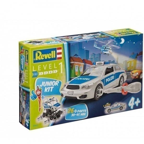 Revell 1:20 Polis Arabası Çocuk Kiti