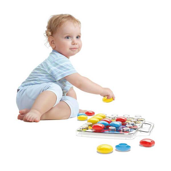 Quercetti Pixel Baby Başlangıç Seti 33 Parça