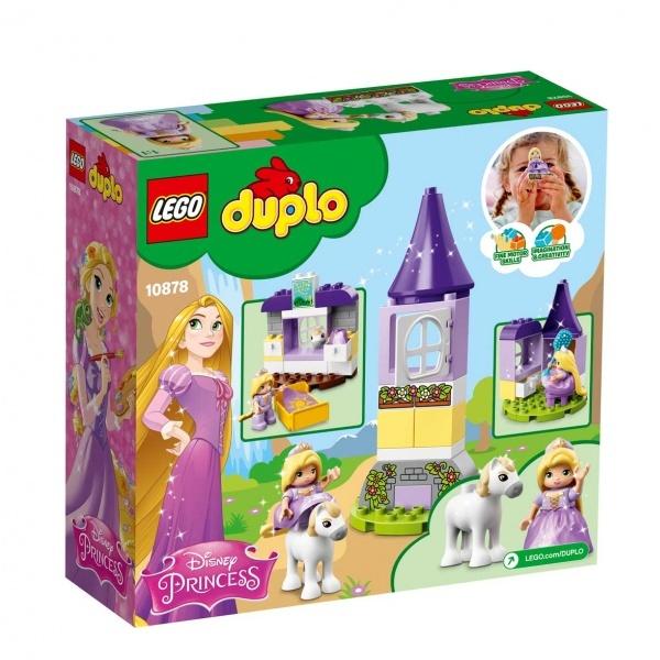 LEGO DUPLO Rapunzel'in Kulesi 10878