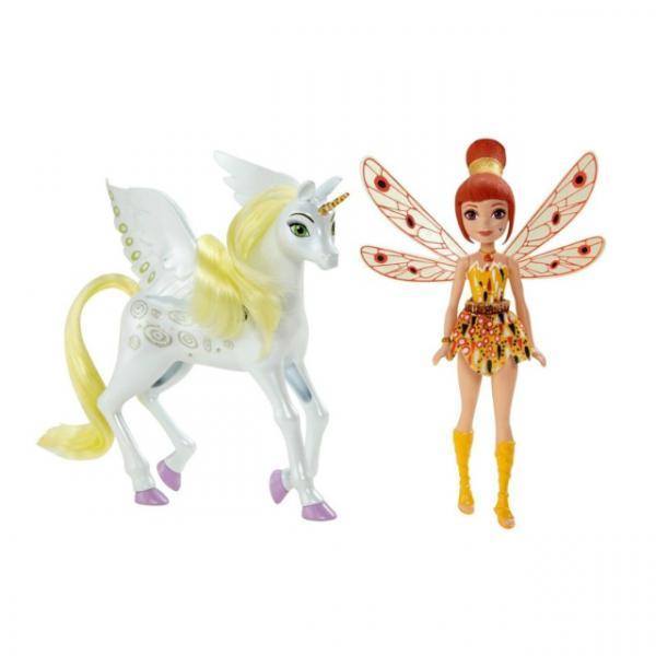 Mia ve Küçük Tek Boynuzlu At