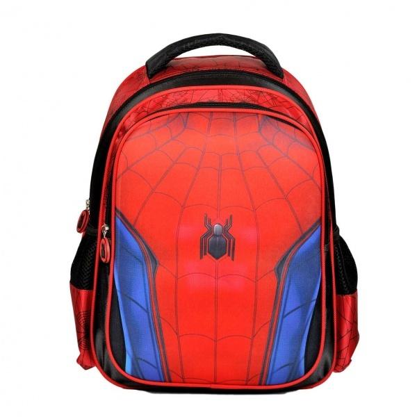 Spiderman Örümcek Desenli Okul Çantası 95335