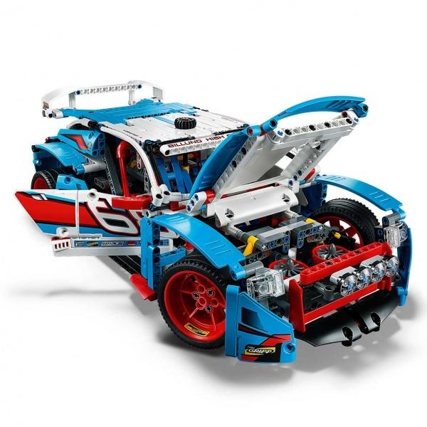Lego Technic Yarış Arabası 42077 Toyzz Shop