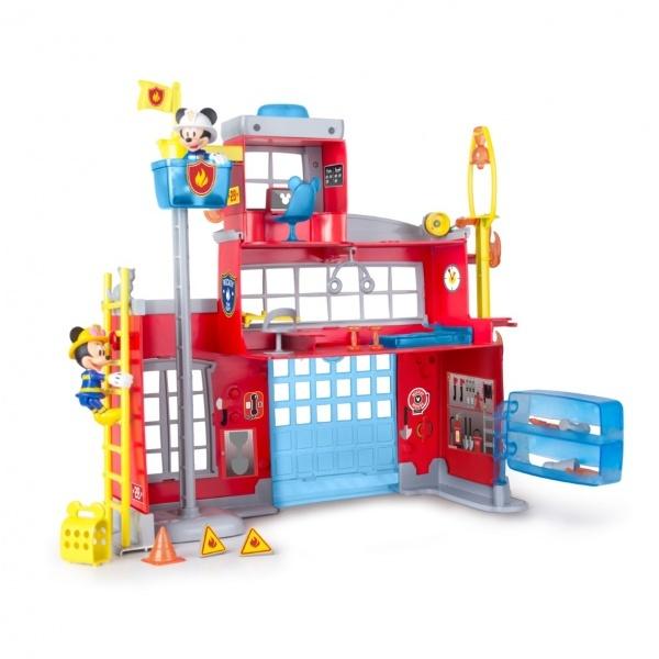 Mickey İtfaiye İstasyonu Oyun Seti