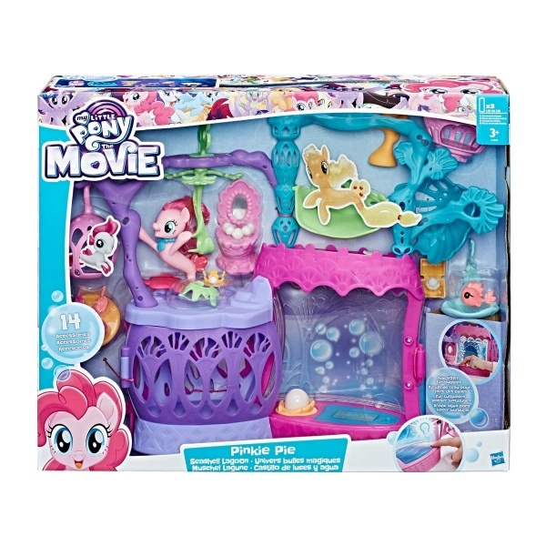 My Little Pony Su-questria Işıklı Oyun Seti