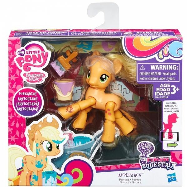 My Little Pony Hareketli ve Aksesuarlı