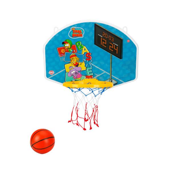 Kral Şakir Basket Potası Büyük
