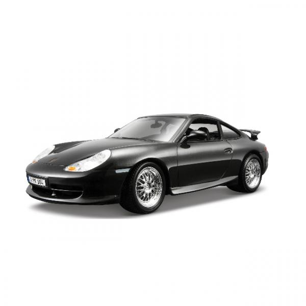 1:18 Porsche GT3 Strasse 1997 Siyah