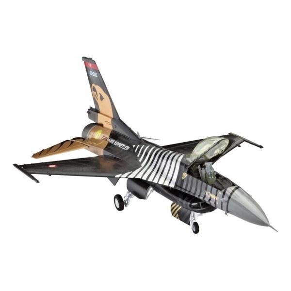 Revell 1:72 F-16C Solo Türk Model Set Uçak