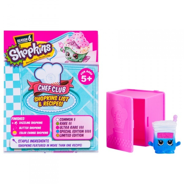 Cicibiciler şefler Kulübü Sürpriz Paket S6 Toyzz Shop
