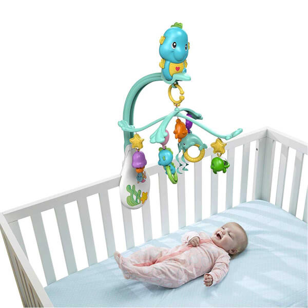 Fisher Price Denizatı 3'ü 1 Arada Dönence