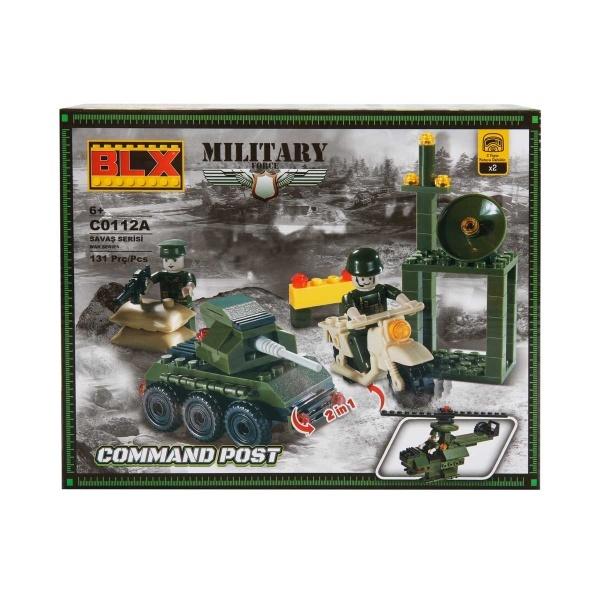 Askeri Araç Yapı Seti: Savaş Araçları C0111A