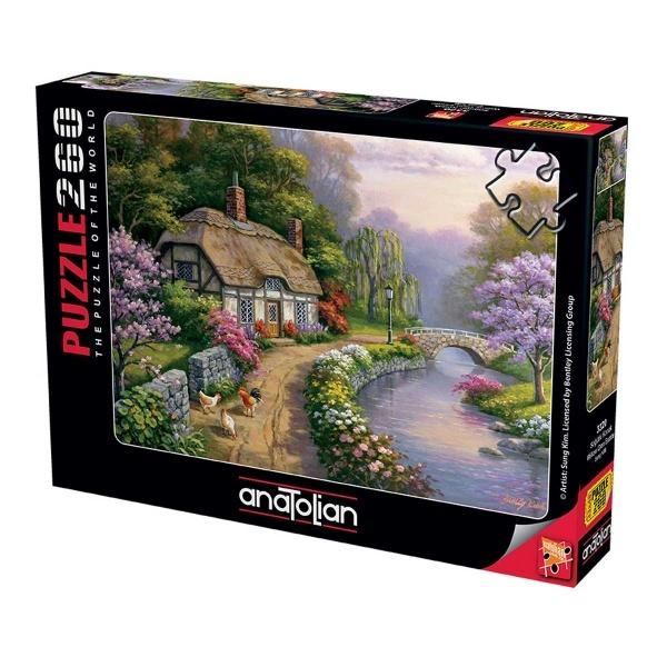 260 Parça Puzzle : Söğütlü Konak