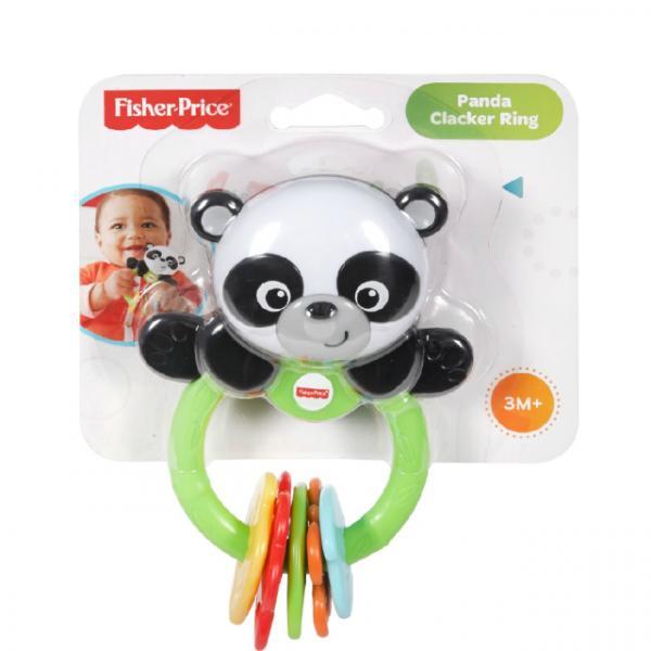Fisher Price Panda Çıngırak