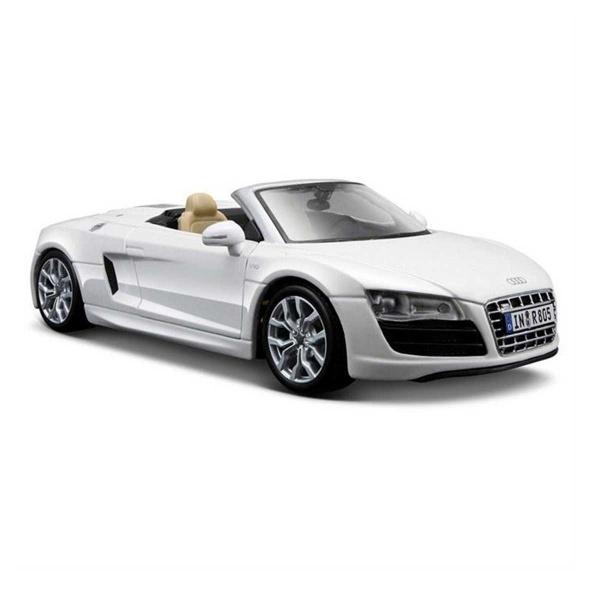 1:24 Maisto Audi R8 Spyder Model Araba