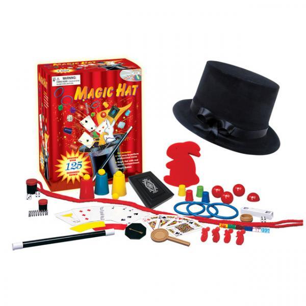 Sihirli Şapka Sihirbazlık Oyun Seti