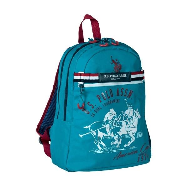 U.S. POLO Okul Çantası Mavi 8323