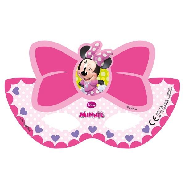 Minnie 6'lı Maske