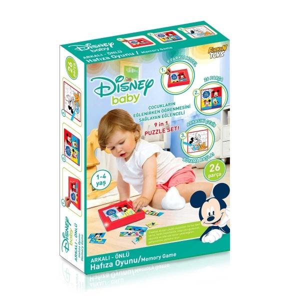 Disney Baby Hafıza Oyunu