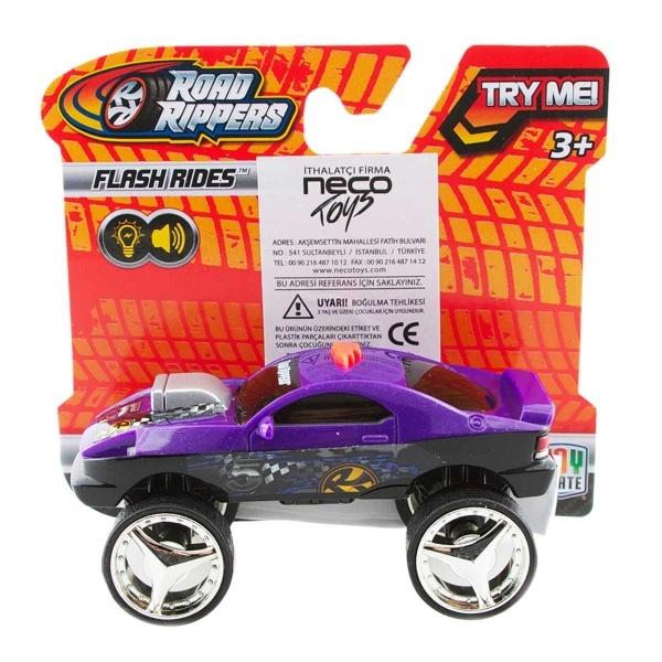 Road Rippers Mini Ses ve Işıklı Araçlar
