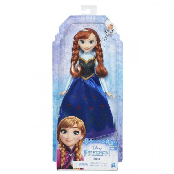 Disney Frozen Prenses Anna