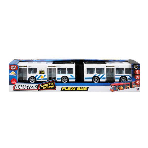 Teamsterz Sesli ve Işıklı Otobüs