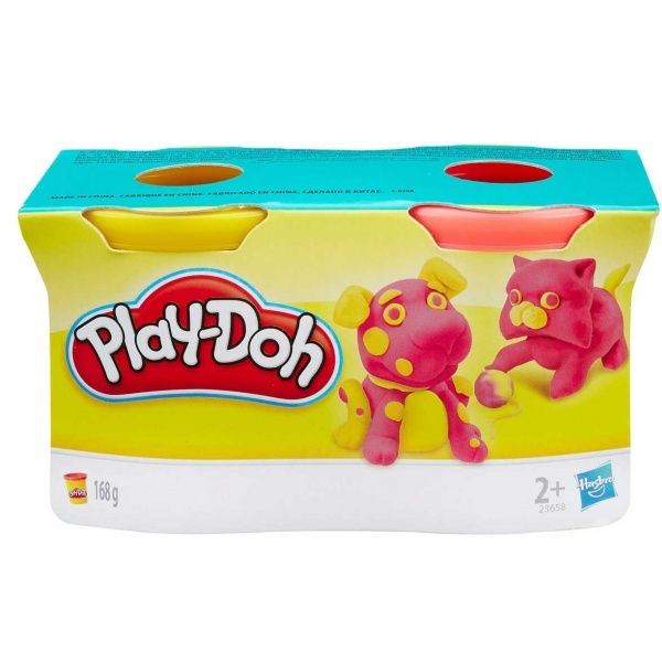 Play Doh 2'li Hamur