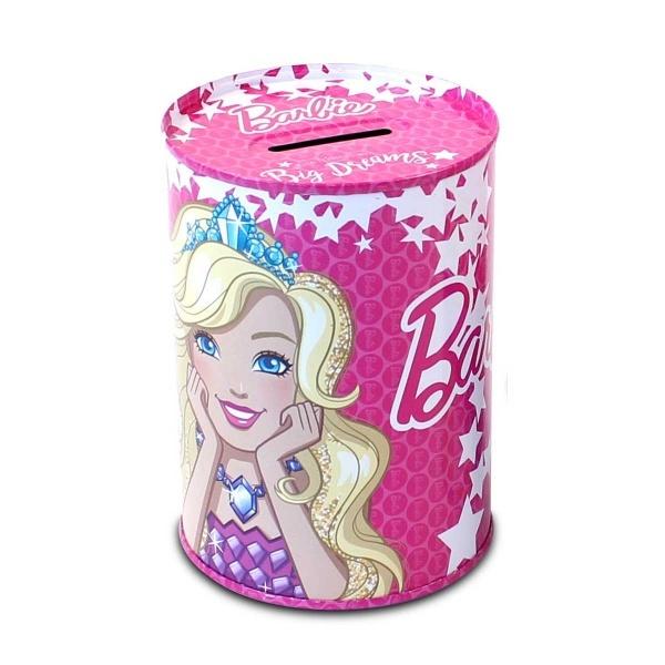 Barbie Metal Kumbara