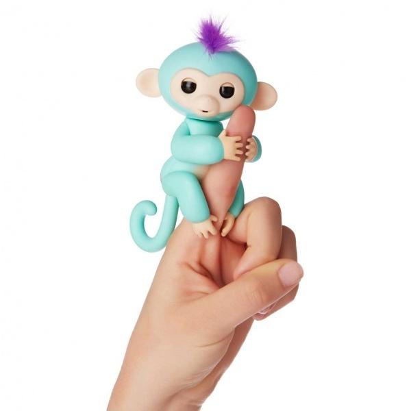 Fingerlings Interaktif Parmak Maymun Sophie Beyaz Toyzz Shop