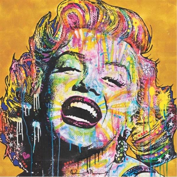 1024 Parça Puzzle : Marilyn