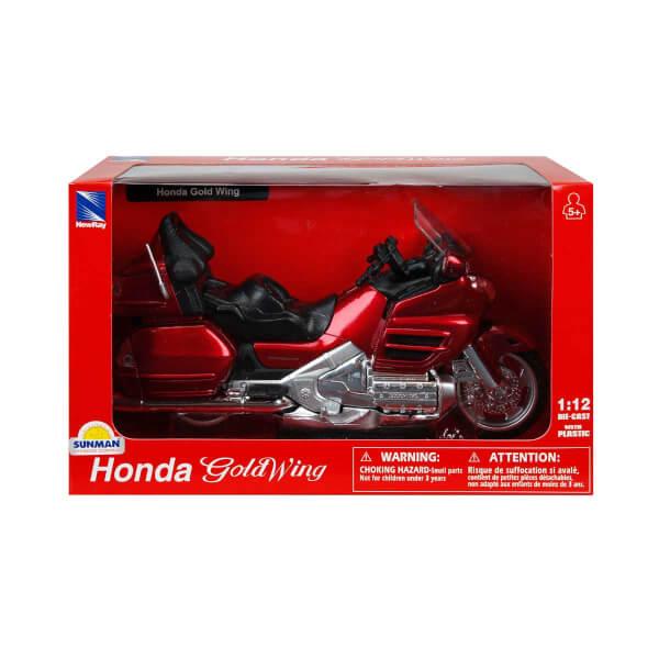 1:12 Honda Gold Wing 2010 Motor