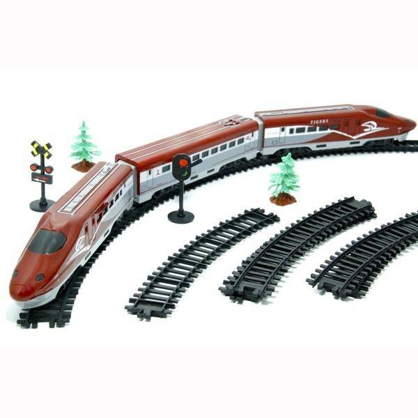 Yüksek Hızlı Tren Seti