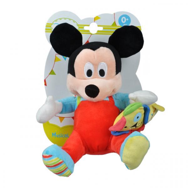 Mickey Müzikli Peluş 23 cm.