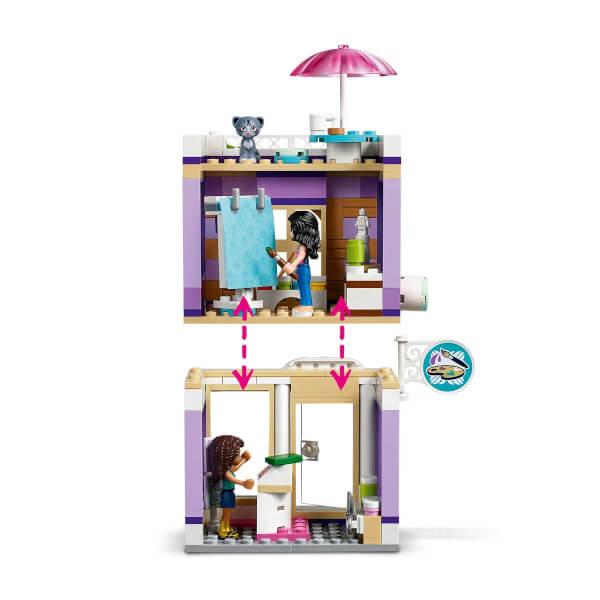 LEGO Friends Emma'nın Resim Atölyesi 41365