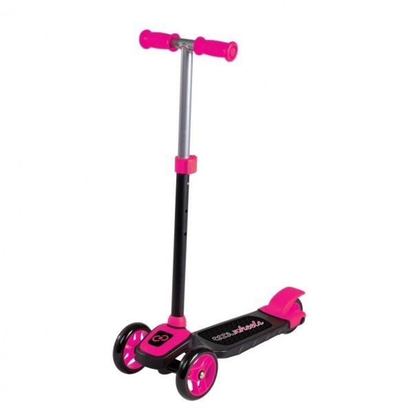 Cool Wheels 3 Tekerlekli Twist Pembe Scooter