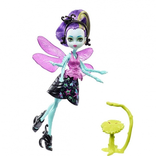 Monster High Acayip Bahçe Küçük Bebekler FCV47