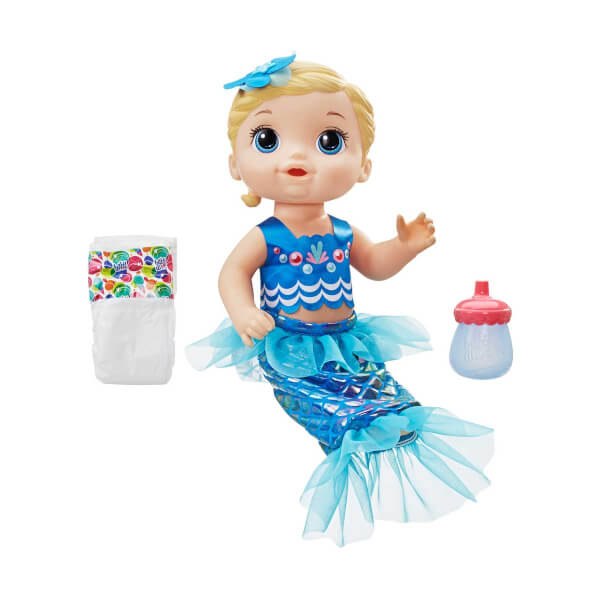Baby Alive Deniz Kizi Bebegim E3693 Toyzz Shop