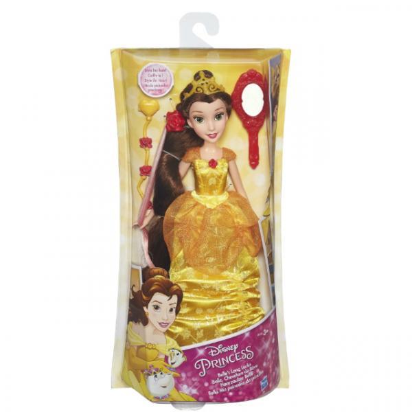Disney Princess Güzel Saçlı Prensesler