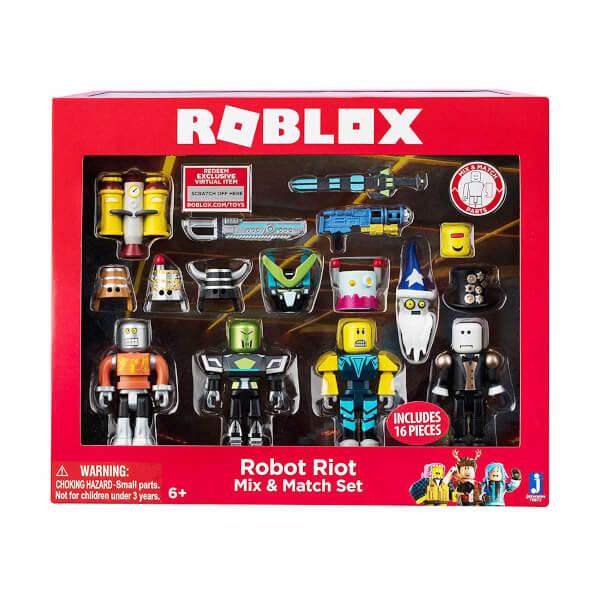 Roblox Değiş Tokuş Paketi S2