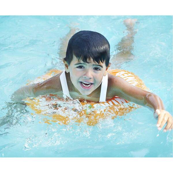 Swimtrainer Yüzme Simidi Turuncu