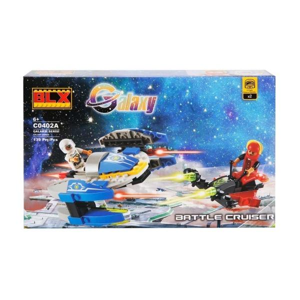 Yapım Seti : Uzay Aracı Battle Cruiser