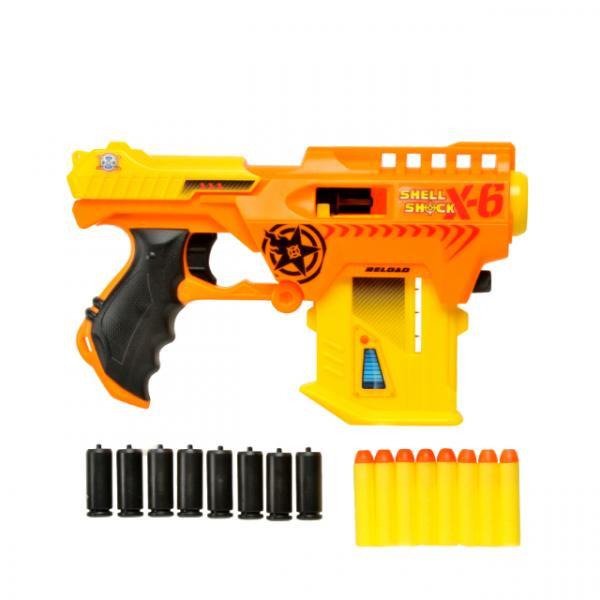 Shell Shock X 6 Silah Toyzz Shop